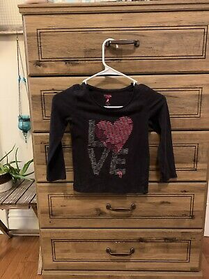 American Eagle Outfitters, 77 Kids, Girls Shirt, Size 5