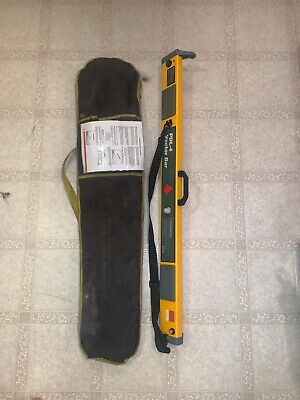 Radiodetection Pdl-4 Cable Pipe Utility Locator Vector Bar With Case