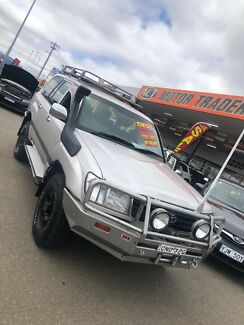 TOYOTA LANDCRUISER GXL Fyshwick South Canberra Preview