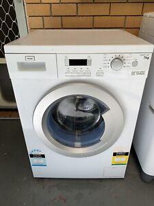 Haier 7kg front loader washing machine