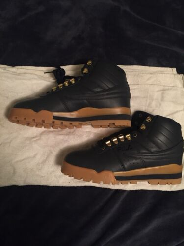 Fila Technicity Mens Casual Vintage Boots New With Box (Never Worn) Size 81/2