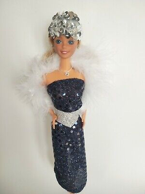 Barbie Outfit And Superstar Jewels HANDMADE (DOLL NOT INCLUDED)