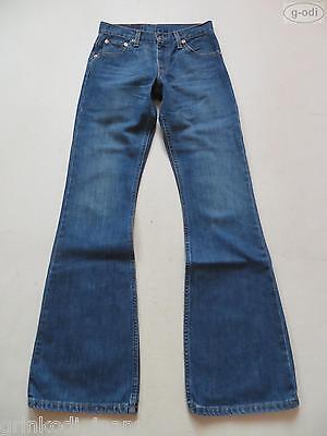 Levi's® 516 Schlag Jeans Hose W 26 /L 34, Hippie Denim Schlaghose TOP Waschung ! online kaufen