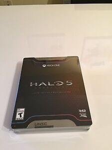 HALO 5 Guardians Limited Edition London Ontario image 1
