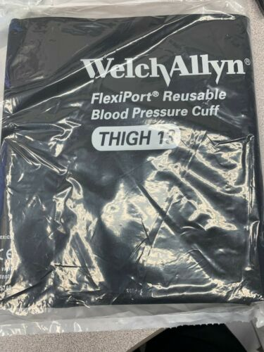 Welch Allyn Thigh 13 FlexiPort Reusable Blood Pressure Cuff