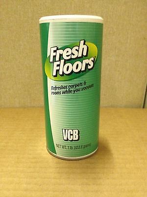 1 Lb Shaker (Fresh Floors 1Lb Shaker Can Carpet, Room and more deodorizer )