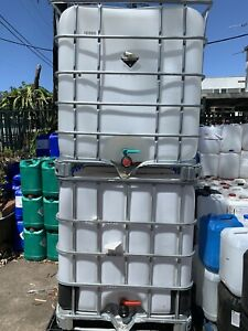 2x IBC tanks 1000L Used $50/each