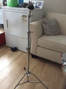 Drum cymbal stand.