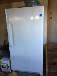 Fridgdaire Upright freezer