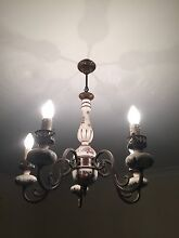 Chandelier - vintage, going cheap as renovating! Phillip Bay Eastern Suburbs Preview