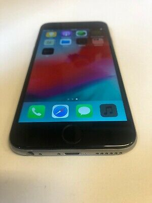 Apple iPhone 6 - 64GB - Space Grey (Unlocked) A1586 (CDMA   GSM)
