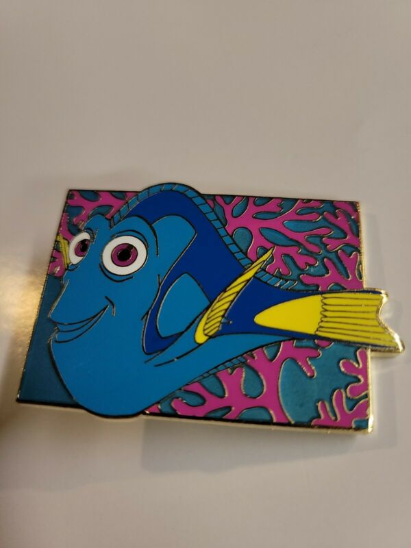 2005 Disney Auctions Finding Nemo Dory Limited Edition LE 250 PIN