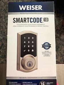 Smart code 10