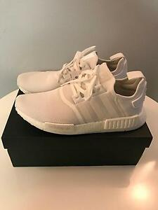 Adidas NMD R1 Monochrome Triple White Sydney City Inner Sydney Preview