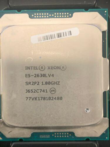 SR2P2 Intel Xeon 10-Core E5-2630L V4 1.80GHz 25M 55W Processor USA SELLER USA