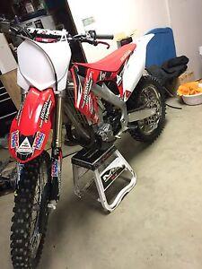 Mint 2011 crf 450!!