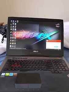 Gaming laptop Asus g752vs for sale Dandenong North Greater Dandenong Preview