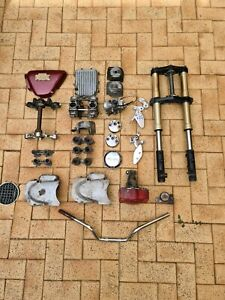 70s Honda and assorted Motorbike parts
