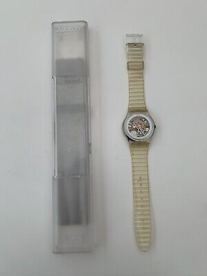 GK111 Swatch Watch - 1988 'ANDROMEDA' Vintage Swatch Watch