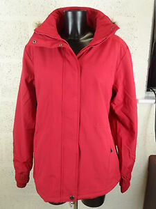 Womans-Ladies-Top-Quality-Winter-Jacket-with-Detachable-Hood-from-Ellos-Sweden