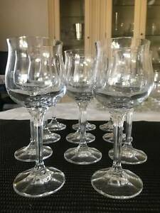 White wine glasses Manly Manly Area Preview