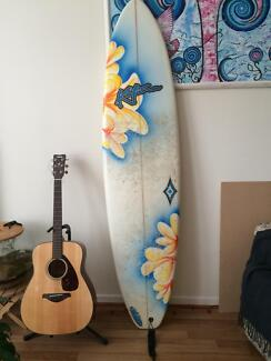 "6""6 Mini Mal Surfboard *excellent condition * Tweed Heads South Tweed Heads Area Preview"