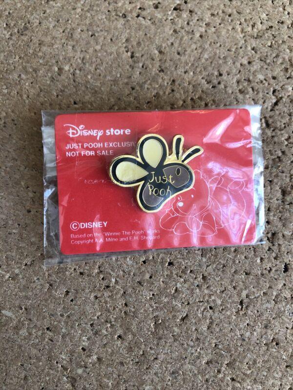 Japan disney store just pooh exclusive bee pin