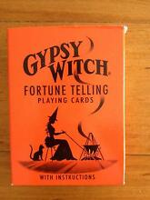 Gypsy Witch Fortune Telling Playing Cards Epping Whittlesea Area Preview