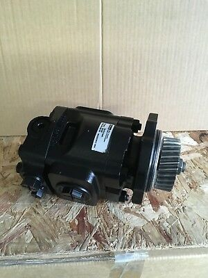 New Genuine Jcbparker Hydraulic Pump With Gear 20902700 20917400 Made In Eu
