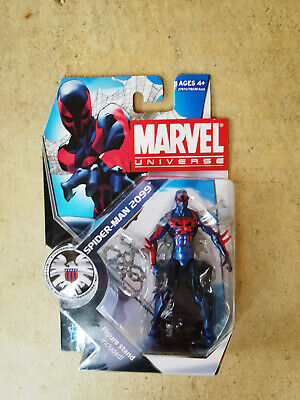 "Marvel Universe Series 3 3.75"" #005 Spider-Man 2099 MOC"