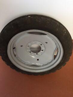 Tractor Front Wheel (TEA 20)