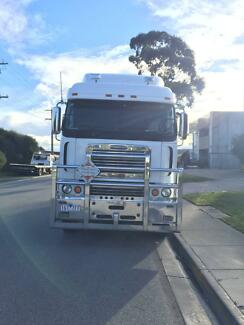 2007, FREIGHTLINER ARGOSY ,WITH REBUILD ENGINE, $56000 INTRO WORK Dandenong South Greater Dandenong Preview