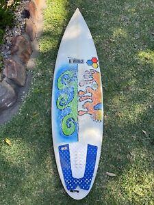 Surfboard Al Merrick Fred Rubble 5'11
