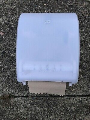 Tork Mechanical Hand Towel Roll Dispenser White 772720