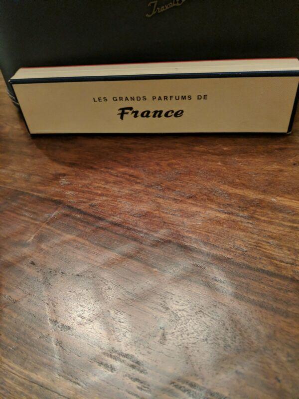 LES GRANDS PARFUMS DE FRANCE - 10 MINI BOTTLE COLLECTION.Charles V. Full bottles