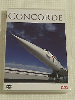 Concorde (DVD, 2004) Supersonic Airliner