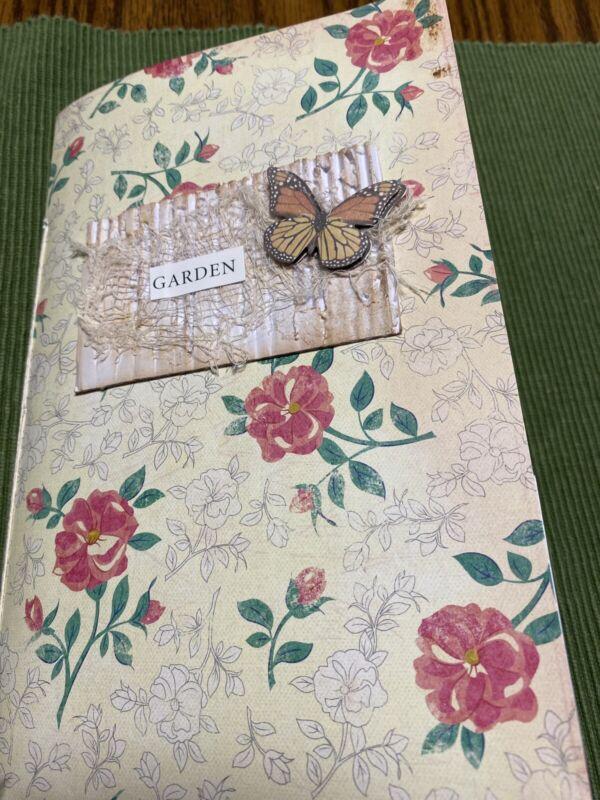 Garden Junk Journal