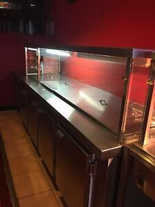 Restaurant hot bar and salad bar equipment Thomastown Whittlesea Area Preview