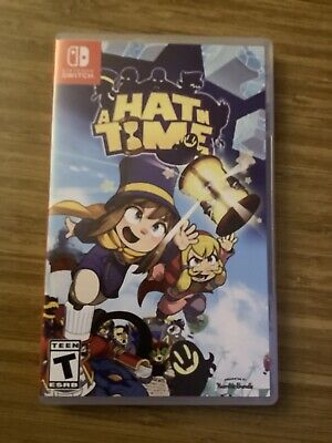 A Hat In Time Switch Used Complete/clean