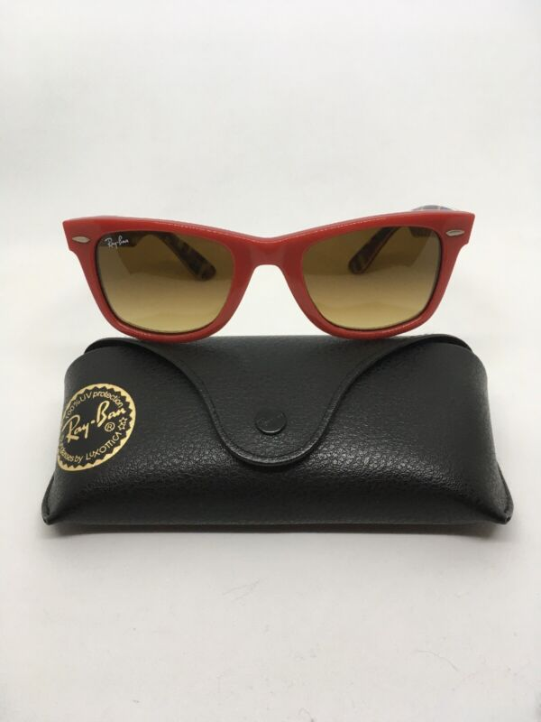 Ray Ban Junior sunglasses special series #10 Wayfarer frame Made In Italy rb2140