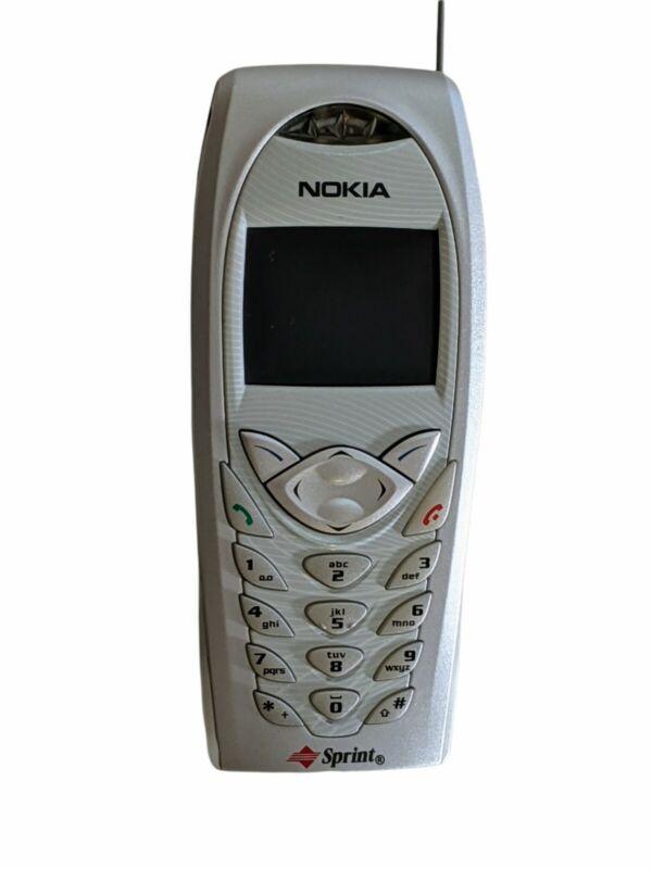 NOKIA ~ Vintage Cell Phone ~ Sprint