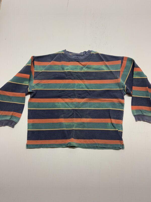 VINTAGE 1990's Pique Knit GAP Extra Large Longsleeve VINTAGE