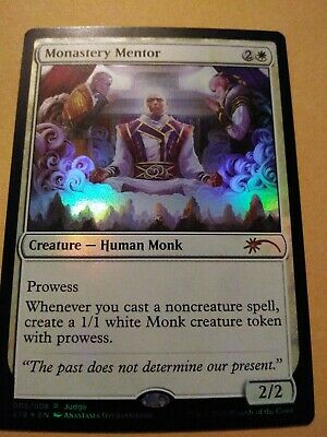 Honor Pure Geist Monk Magic The Gathering MTG White Token Deck 60 Cards