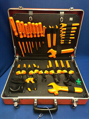 Sibillers Pro 663-588 26 Piece Vde 1000 V Electricians Tool Kit
