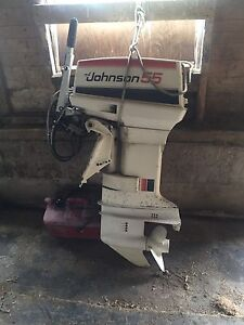 55 hp outboard