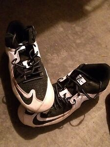 Nike and New Balance Baseball Cleats