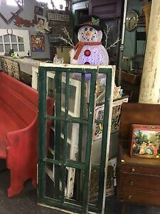 ANTIQUE windows $70 ea. Plus more variety !
