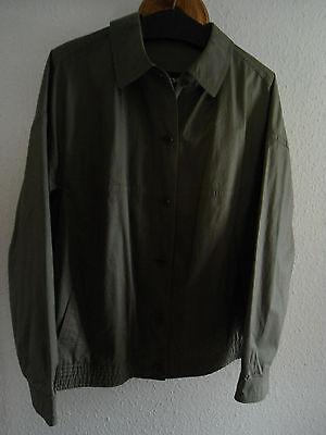 Lodenfrey Trachten Damen Blouson Jacke Größe 44 grün - Vintage Damen Trachten