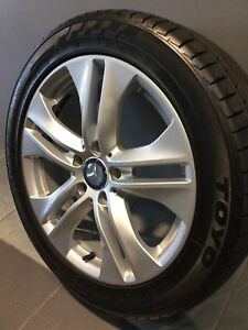 "MERCEDES E250 17"" GENUINE ALLOY WHEELS AND TYRES VITO VIANO V250 Carramar Fairfield Area Preview"