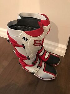Brand new Fox F3 motocross boots